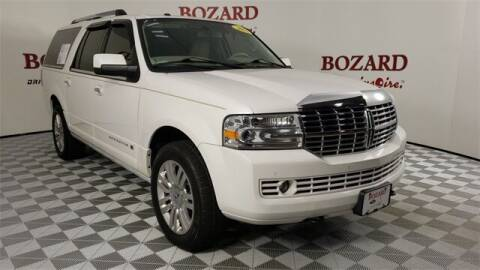 2011 Lincoln Navigator L for sale at BOZARD FORD in Saint Augustine FL