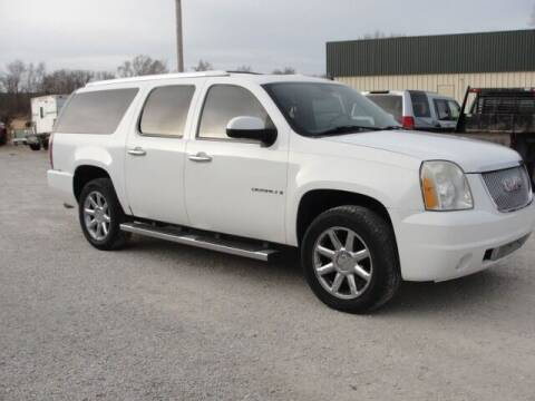 2007 GMC Yukon XL for sale at Frieling Auto Sales in Manhattan KS