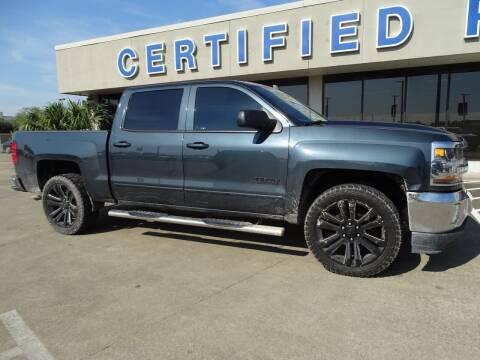 2017 Chevrolet Silverado 1500 for sale at Mac Haik Ford Pasadena in Pasadena TX