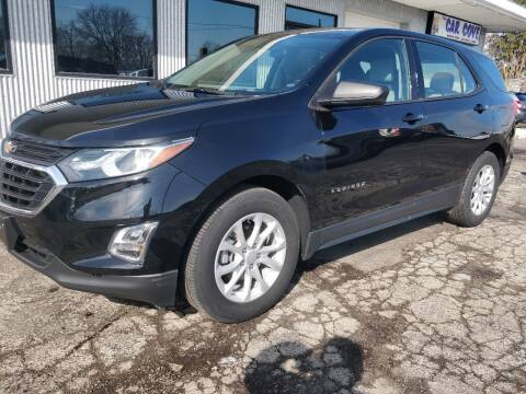 2018 Chevrolet Equinox for sale at The Car Cove, LLC in Muncie IN