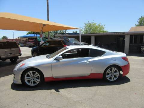 2010 Hyundai Genesis Coupe for sale at Valley Auto Center in Phoenix AZ