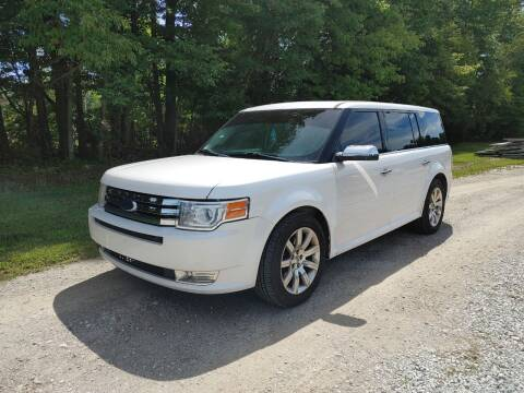 2009 Ford Flex for sale at Doyle's Auto Sales and Service in North Vernon IN