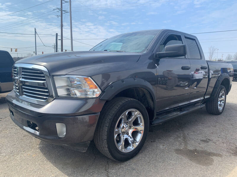 2014 RAM Ram Pickup 1500 for sale at Safeway Auto Sales in Horn Lake MS