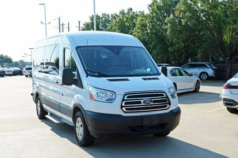 2019 Ford Transit Passenger for sale at Silver Star Motorcars in Dallas TX