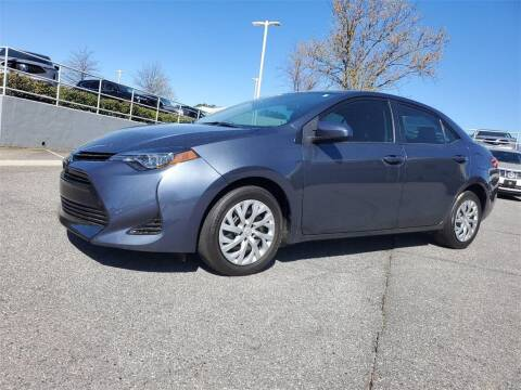 2018 Toyota Corolla for sale at CU Carfinders in Norcross GA