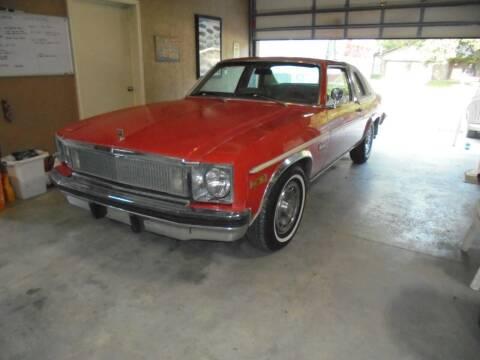 1977 Chevrolet Nova for sale at D & P Sales LLC in Wichita KS