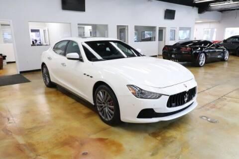 2017 Maserati Ghibli for sale at RPT SALES & LEASING in Orlando FL