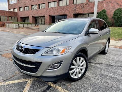 2010 Mazda CX-9 for sale at EMH Motors in Rolling Meadows IL