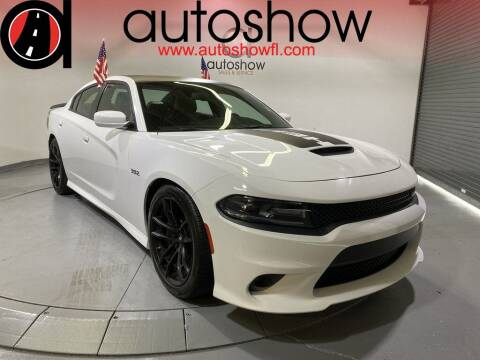 2017 Dodge Charger for sale at AUTOSHOW SALES & SERVICE in Plantation FL