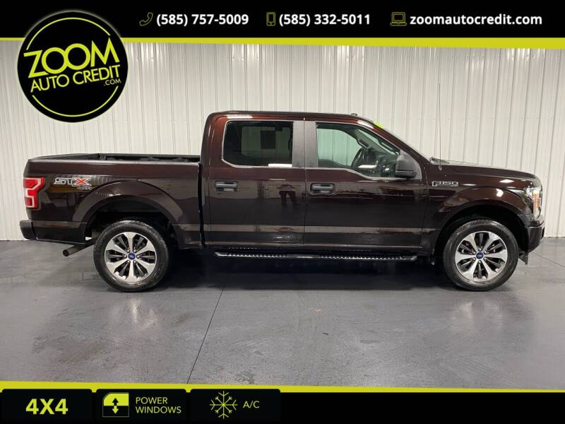 2019 Ford F-150 for sale at ZoomAutoCredit.com in Elba NY