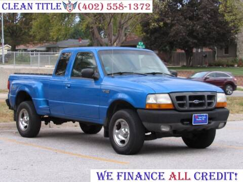 1998 Ford Ranger for sale at NY AUTO SALES in Omaha NE