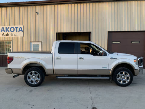 2013 Ford F-150 for sale at Dakota Auto Inc. in Dakota City NE