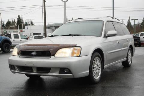 2003 Subaru Legacy for sale at West Coast Auto Works in Edmonds WA