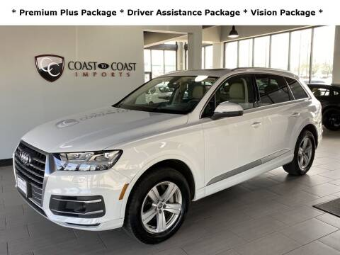 2018 Audi Q7 for sale at Coast to Coast Imports in Fishers IN