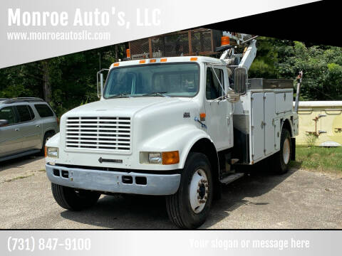 1999 International 4700 for sale at Monroe Auto's, LLC in Parsons TN