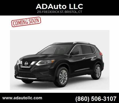 2020 Nissan Rogue for sale at ADAuto LLC in Bristol CT