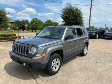 2014 Jeep Patriot for sale at CityWide Motors in Garland TX
