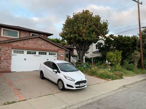 2015 Ford Fiesta for sale at Blue Eagle Motors in Fremont CA