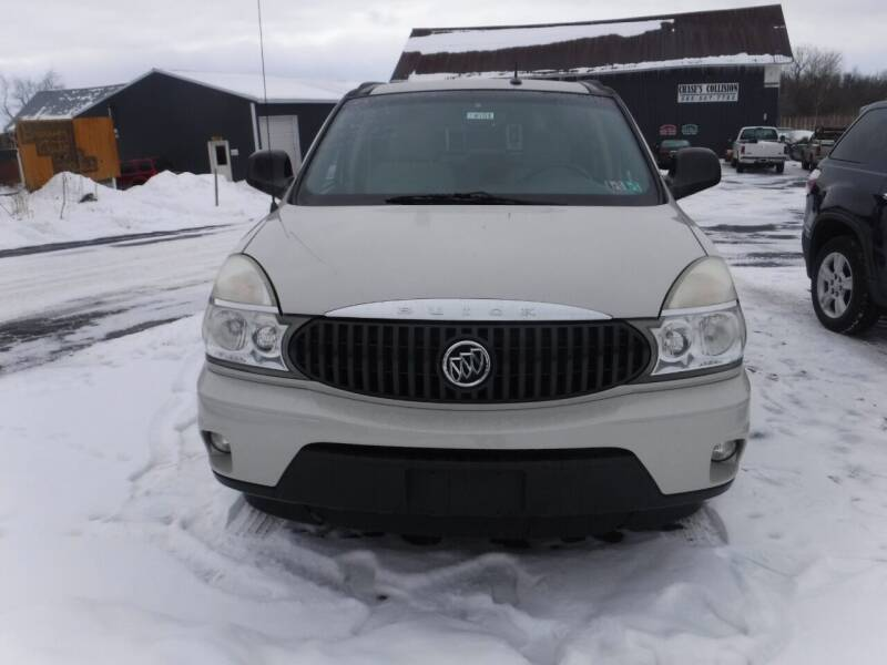 2007 Buick Rendezvous for sale at Vicki Brouwer Autos Inc. in North Rose NY