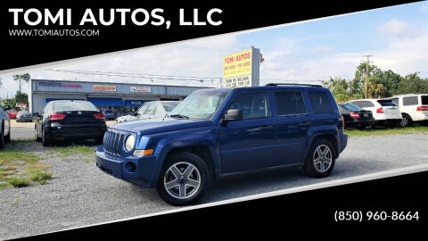 2009 Jeep Patriot for sale at TOMI AUTOS, LLC in Panama City FL