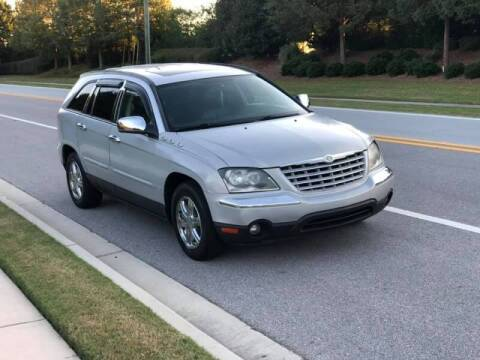 2006 Chrysler Pacifica for sale at Two Brothers Auto Sales in Loganville GA