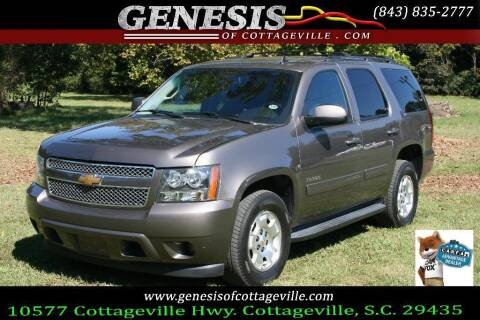 2014 Chevrolet Tahoe for sale at Genesis Of Cottageville in Cottageville SC