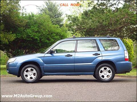 2007 Subaru Forester for sale at M2 Auto Group Llc. EAST BRUNSWICK in East Brunswick NJ