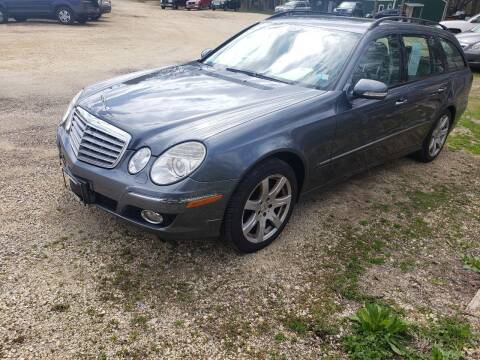 2007 Mercedes-Benz E-Class for sale at Northwoods Auto & Truck Sales in Machesney Park IL