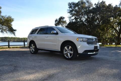 2013 Dodge Durango for sale at Car Bazaar in Pensacola FL