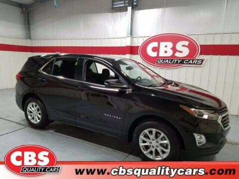 2019 Chevrolet Equinox for sale at CBS Quality Cars in Durham NC