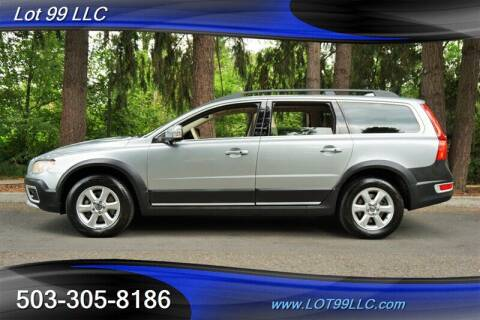 2012 Volvo XC70 for sale at LOT 99 LLC in Milwaukie OR