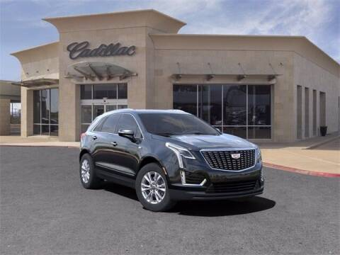 2021 Cadillac XT5 for sale at Jerry's Buick GMC in Weatherford TX