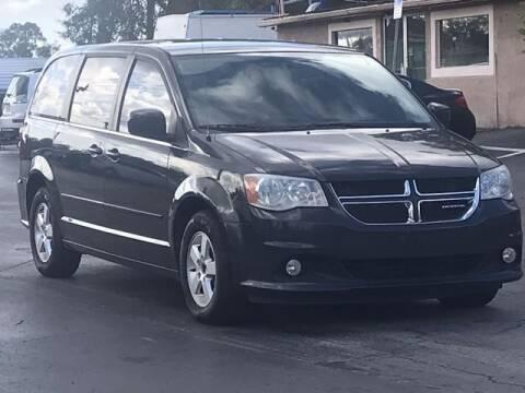 2012 Dodge Grand Caravan for sale at Pioneers Auto Broker in Tampa FL