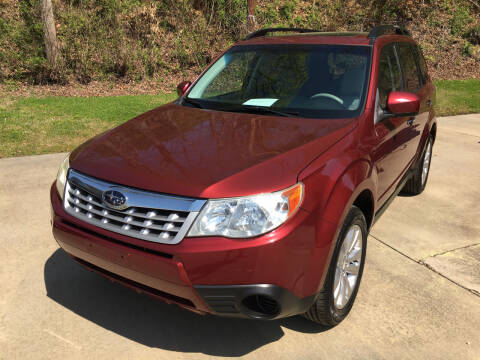 2011 Subaru Forester for sale at Tim Harrold Auto Sales in Wilkesboro NC