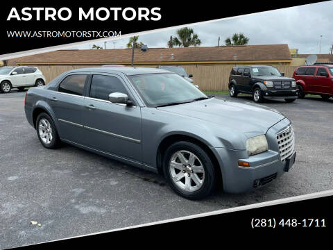2007 Chrysler 300 for sale at ASTRO MOTORS in Houston TX
