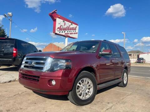 2013 Ford Expedition for sale at Southwest Car Sales in Oklahoma City OK