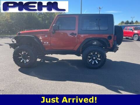 2009 Jeep Wrangler for sale at Piehl Motors - PIEHL Chevrolet Buick Cadillac in Princeton IL