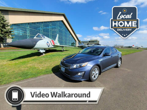 2014 Kia Optima Hybrid for sale at McMinnville Auto Sales LLC in Mcminnville OR