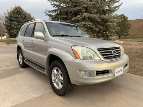 2004 Lexus GX 470 for sale at Tobias of Blue Star Auto Group in Frederick CO
