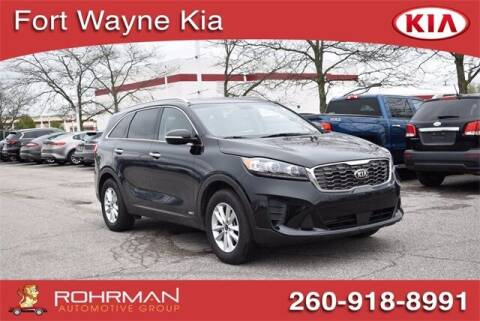 2020 Kia Sorento for sale at BOB ROHRMAN FORT WAYNE TOYOTA in Fort Wayne IN