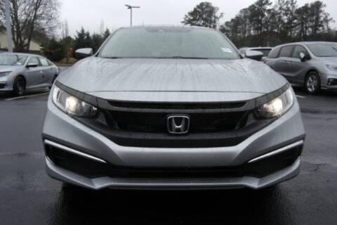 2020 Honda Civic for sale at Southern Auto Solutions - Georgia Car Finder - Southern Auto Solutions - Lou Sobh Honda in Marietta GA