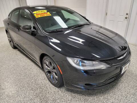 2016 Chrysler 200 for sale at LaFleur Auto Sales in North Sioux City SD
