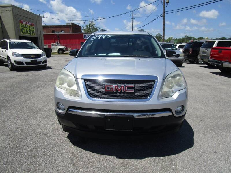 2010 GMC Acadia for sale at DERIK HARE in Milton FL