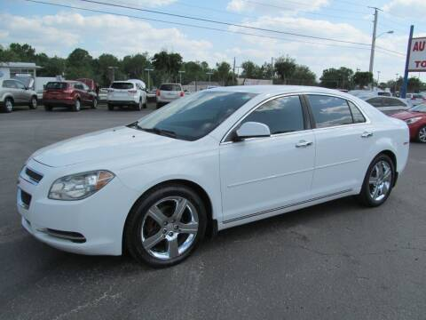 2012 Chevrolet Malibu for sale at Blue Book Cars in Sanford FL