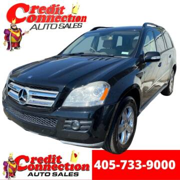 2008 Mercedes-Benz GL-Class for sale at Credit Connection Auto Sales in Midwest City OK