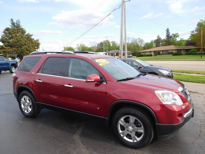 2009 GMC Acadia for sale at North State Motors in Belvidere IL