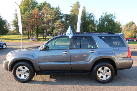 2007 Toyota 4Runner for sale at GEG Automotive in Gilbertsville PA
