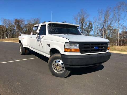 1995 Ford F-350 for sale at El Camino Auto Sales in Sugar Hill GA