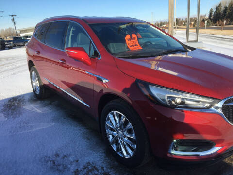 2021 Buick Enclave for sale at Drive Chevrolet Buick Rugby in Rugby ND