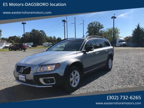 2011 Volvo XC70 for sale at ES Motors-DAGSBORO location in Dagsboro DE